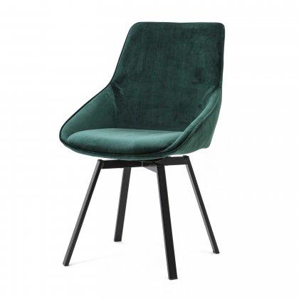 Huis Maison Bogaert BRENDA chaise tournate - Vert