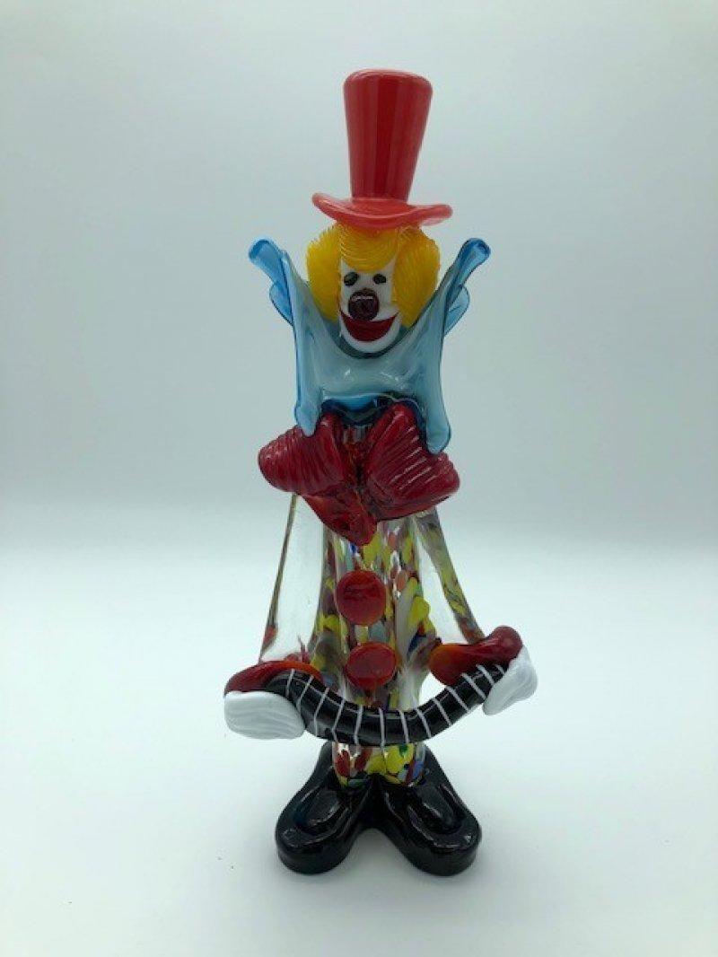 Clown ACORDEON