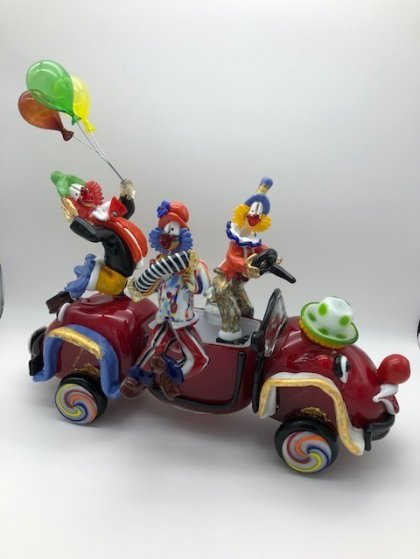 Huis Maison Bogaert Clown CAR