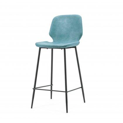 Huis Maison Bogaert NOAH Chaise Haute cuisine - Turquoise