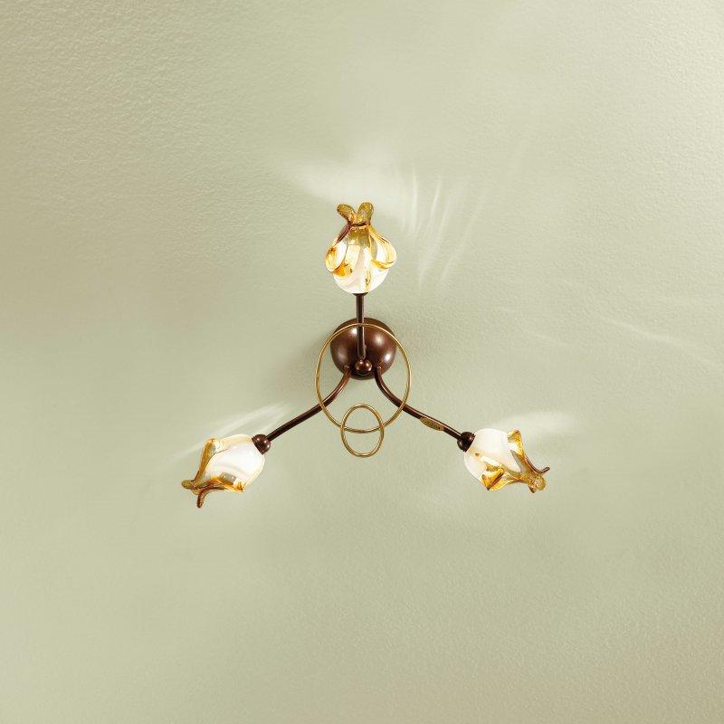 Plafonier COMO - 3 lampes rond