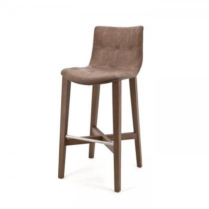 Huis Maison Bogaert RITA chaise haute cuisine - Taupe