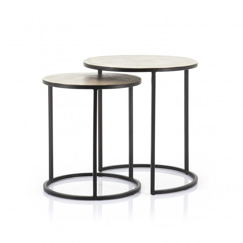 Set tables - Brass