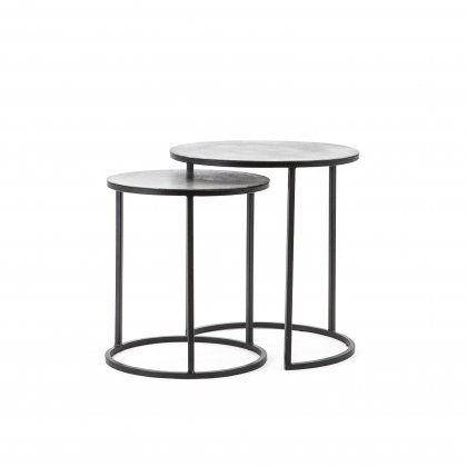 Huis Maison Bogaert Set petites tables - Iron