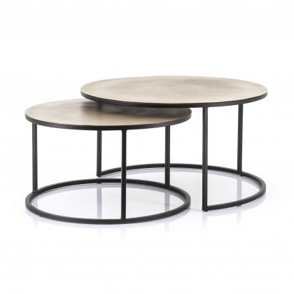 Huis Maison Bogaert Set tables - BRASS