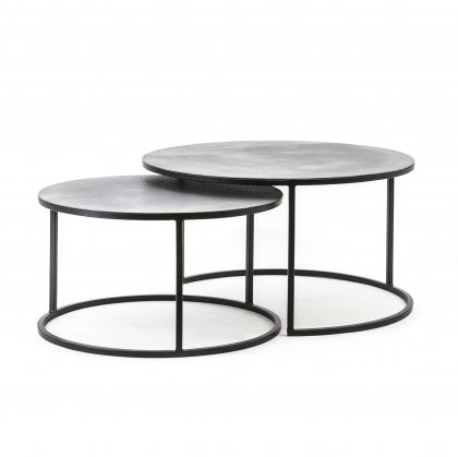 Huis Maison Bogaert Set tables - Iron