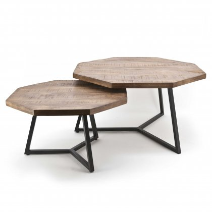 Huis Maison Bogaert Set tables - OCTAGON