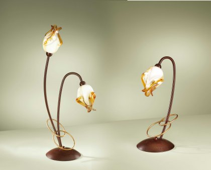 Huis Maison Bogaert Tafellamp 1 lamp / 2 lampen COMO