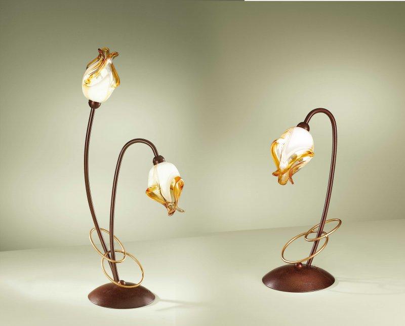 Tafellamp 1 lamp / 2 lampen COMO